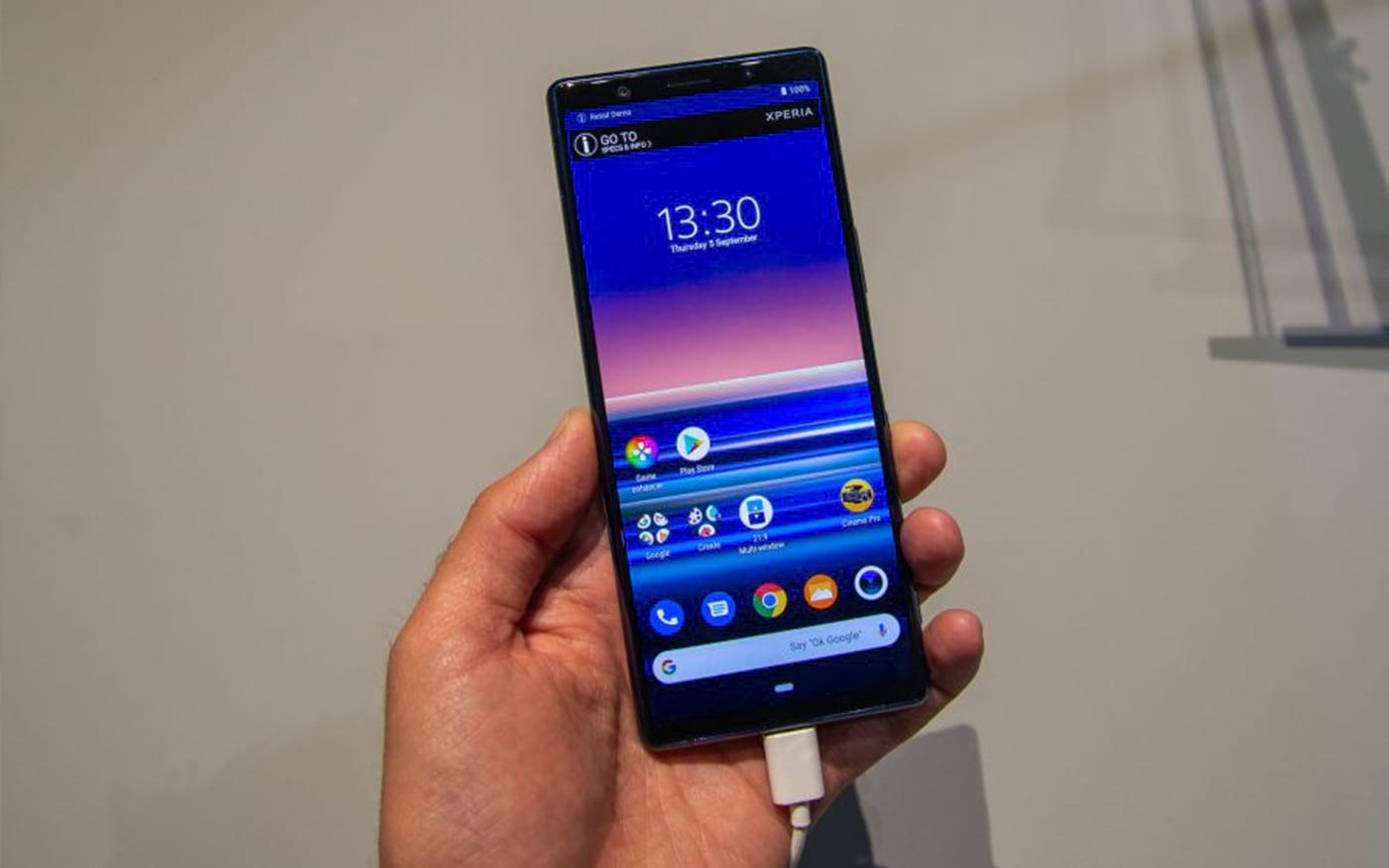 Xperia 5 pode ser o último smartphone topo de linha da Sony com 4G