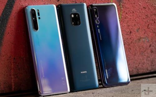 Huawei vende 200 milhões de smartphones desde o começo do ano
