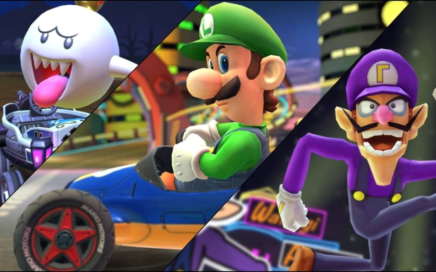 [Mario Kart Tour] Nintendo anuncia novos personagens, karts e itens no Halloween Tour