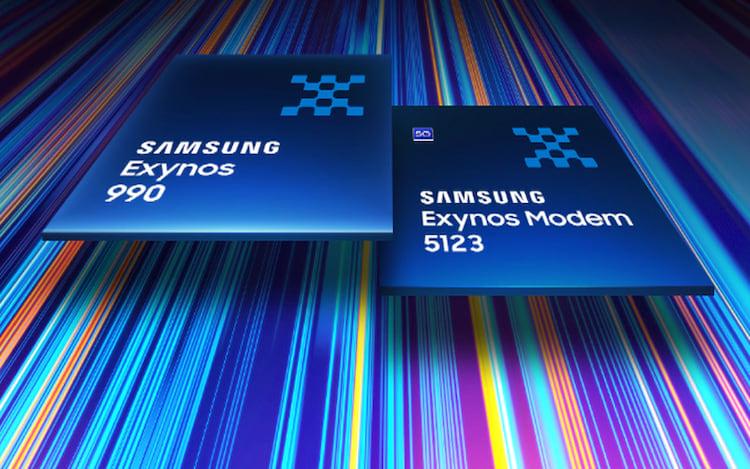 Processador Exynos 990
