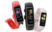 Huawei Band 4 é anunciada com tela colorida e carregamento via USB-A