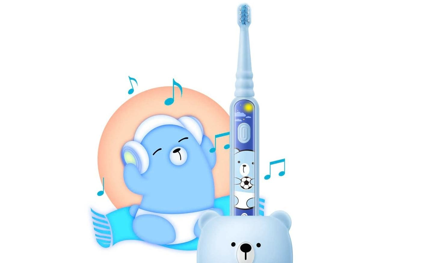 Xiaomi Dr.Bay: A escova elétrica infantil da empresa chinesa.