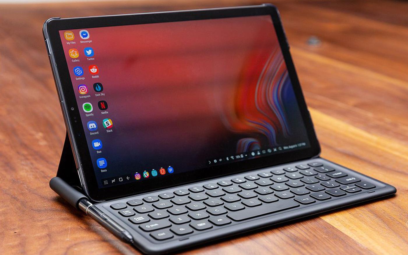 Galaxy Tab S4 recebe patch de segurança de novembro