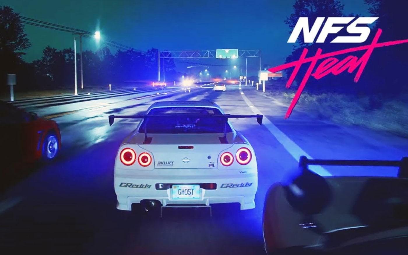 [Need for Speed Heat] Playstation revela trailer de lançamento do jogo