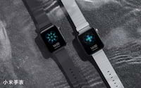 Xiaomi Mi Watch terá design muito semelhante ao Apple Watch