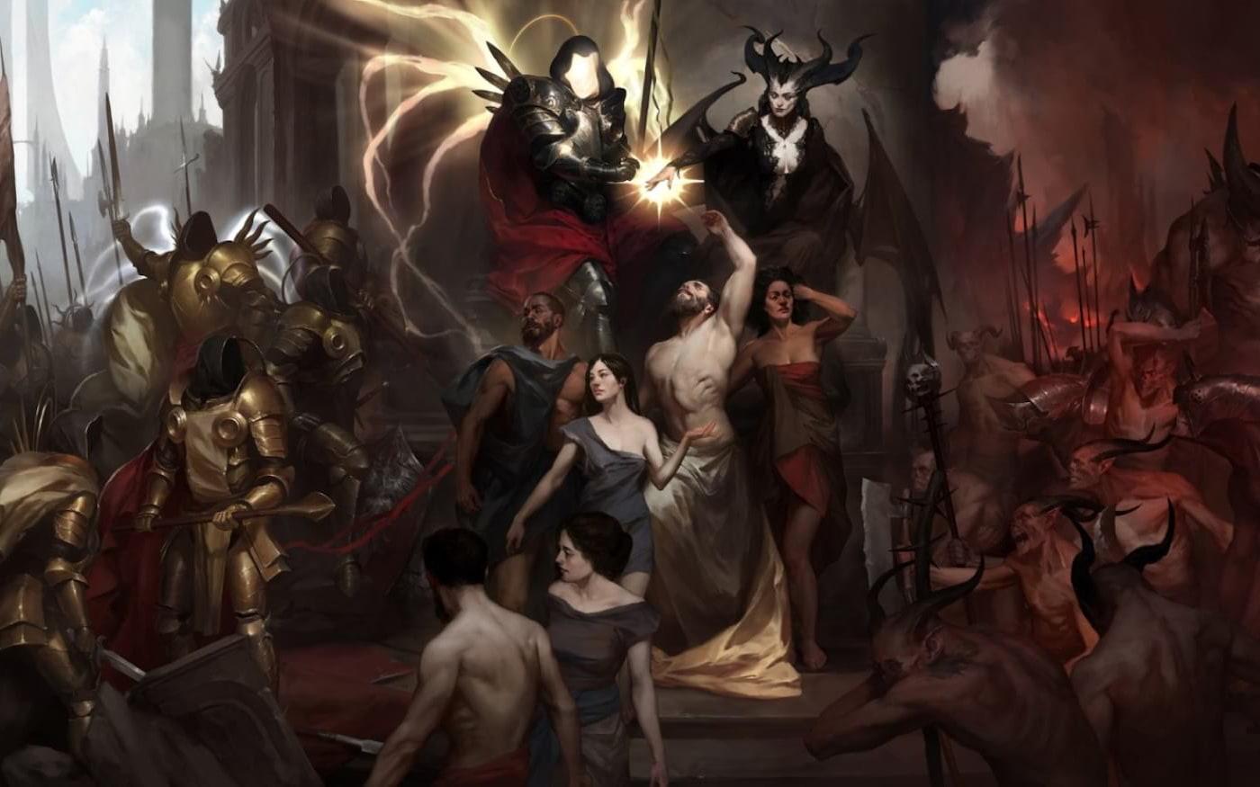 [Diablo IV] Blizzard confirma que o jogo só poderá ser jogado online