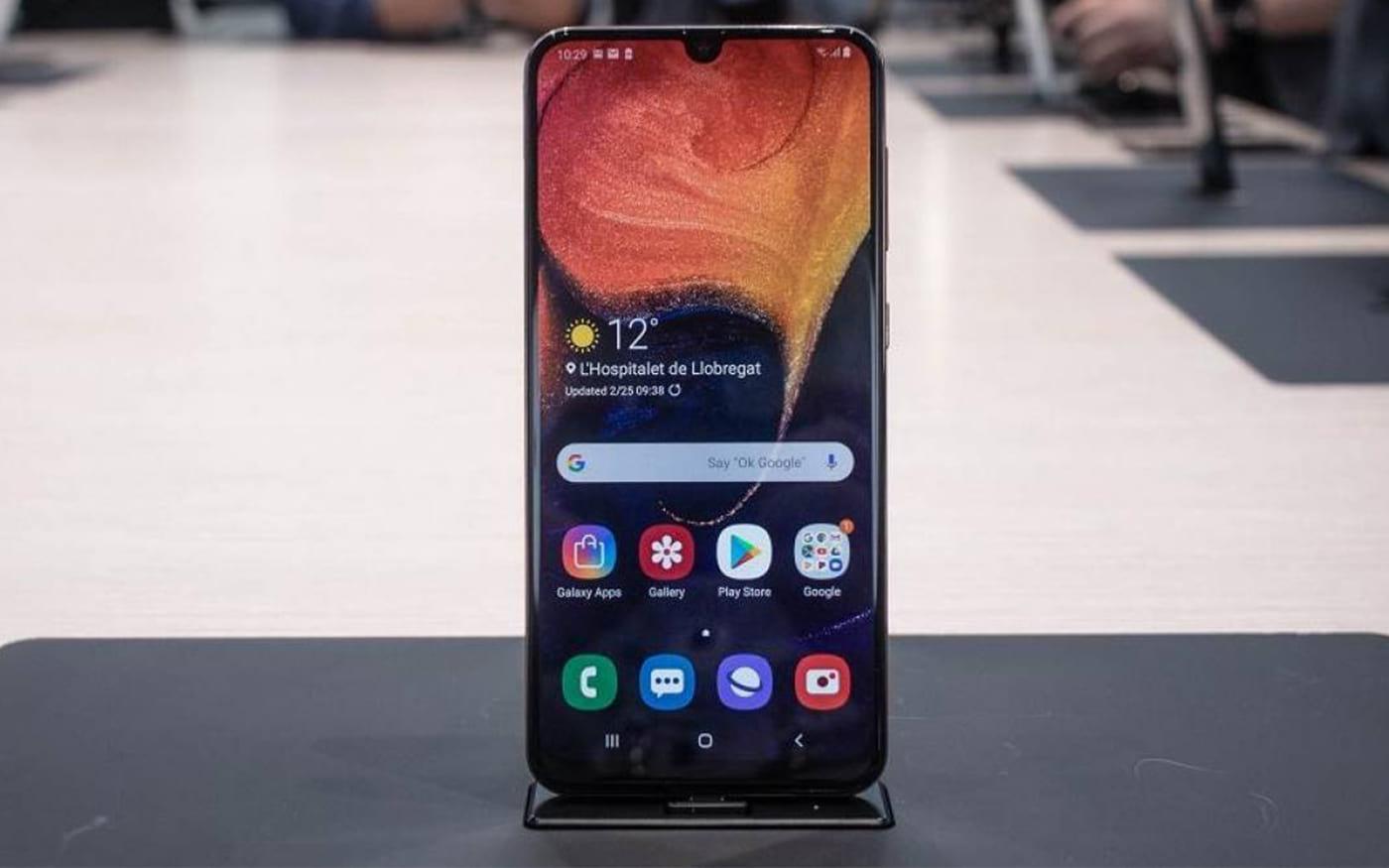 Galaxy A51 terá câmeras traseiras quádruplas