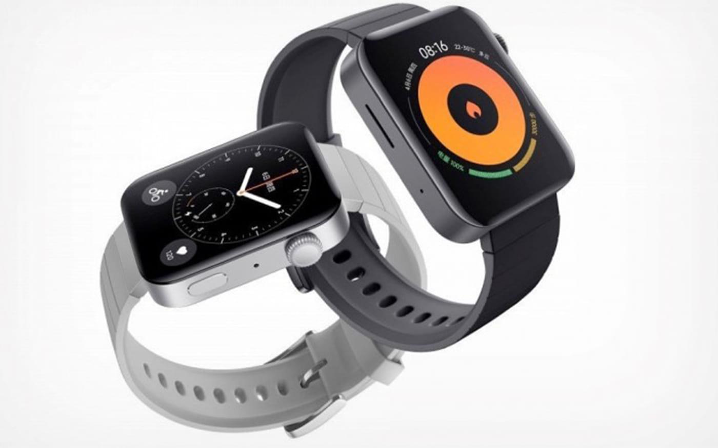 Xiaomi Mi Watch chega com tela AMOLED e bateria de longa duração
