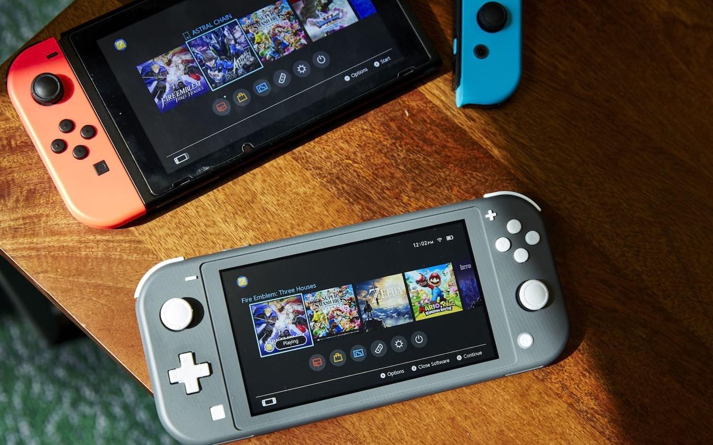 Nintendo Switch atinge 10 milhões de vendas no Japão