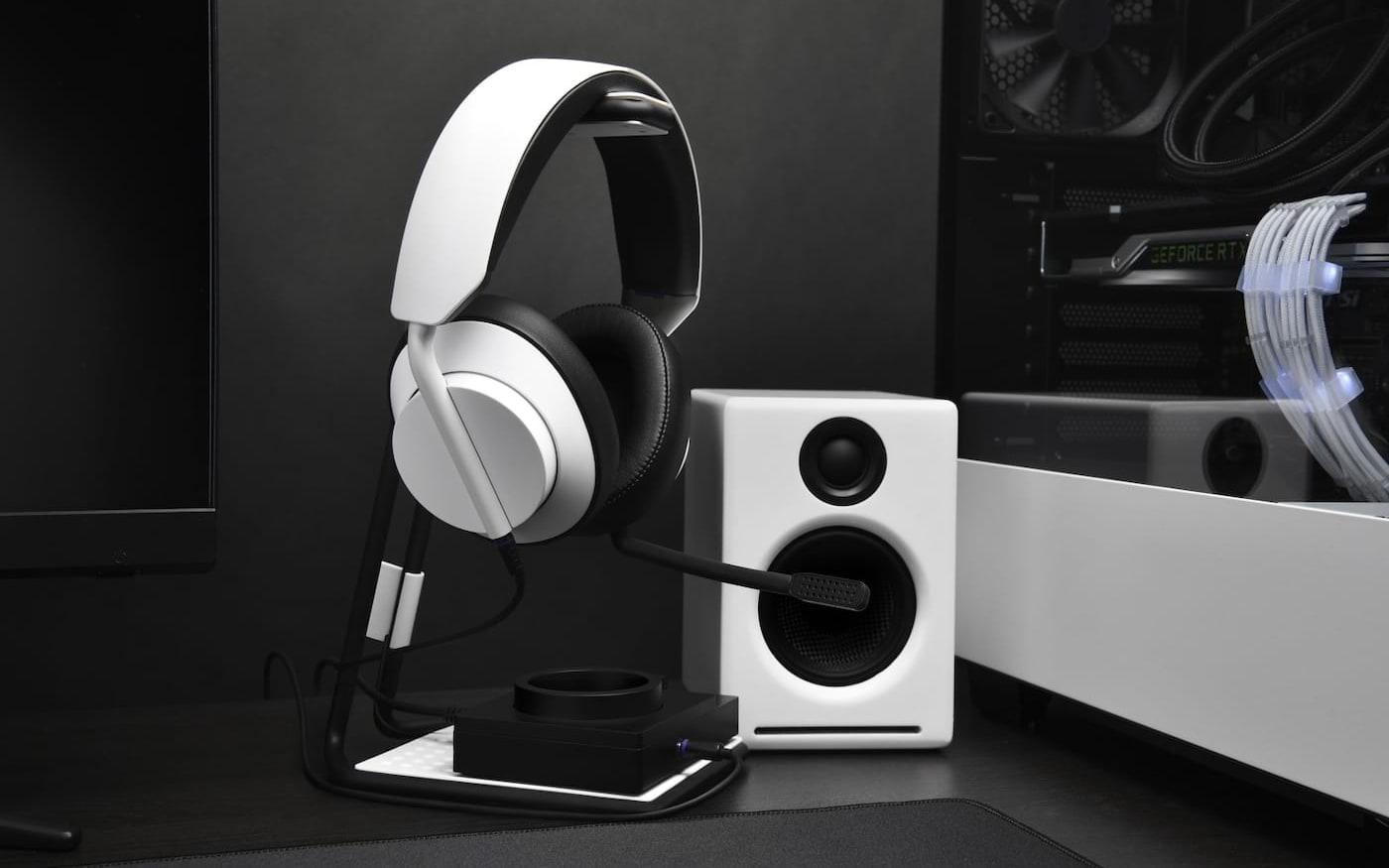 NZXT lança sua linha de áudio com headset, stand e muito mais!