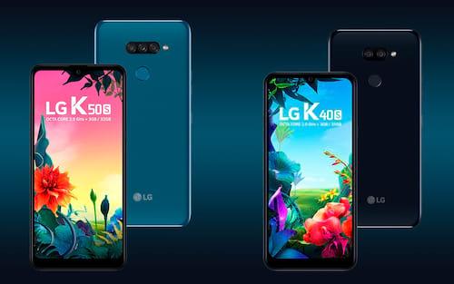 LG anuncia os K40S e K50S e segue forte na estratégia de oferecer recursos avançados em modelos mais acessíveis