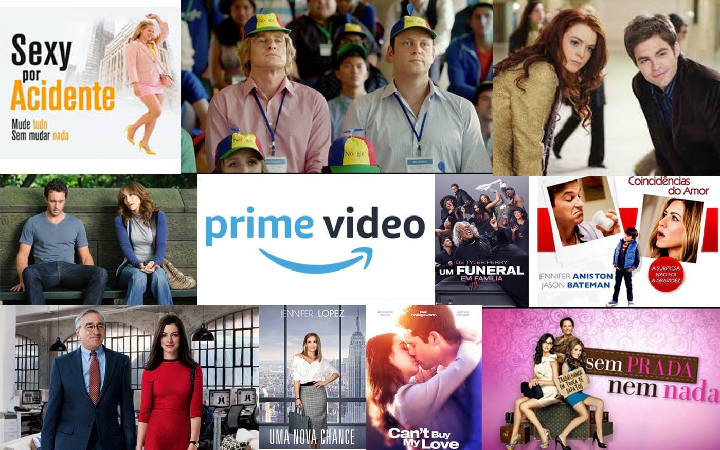 Amazon Prime Video: Filmes para descontrair no fim do dia