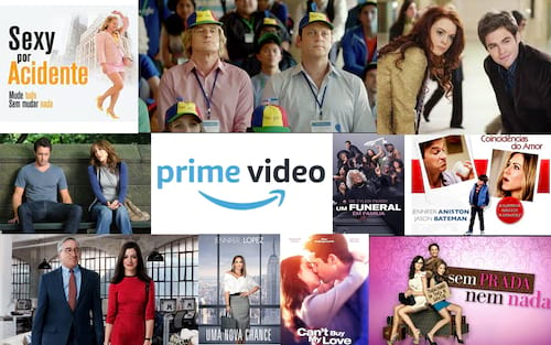 Amazon Prime Video: Filmes para descontrair no fim do dia
