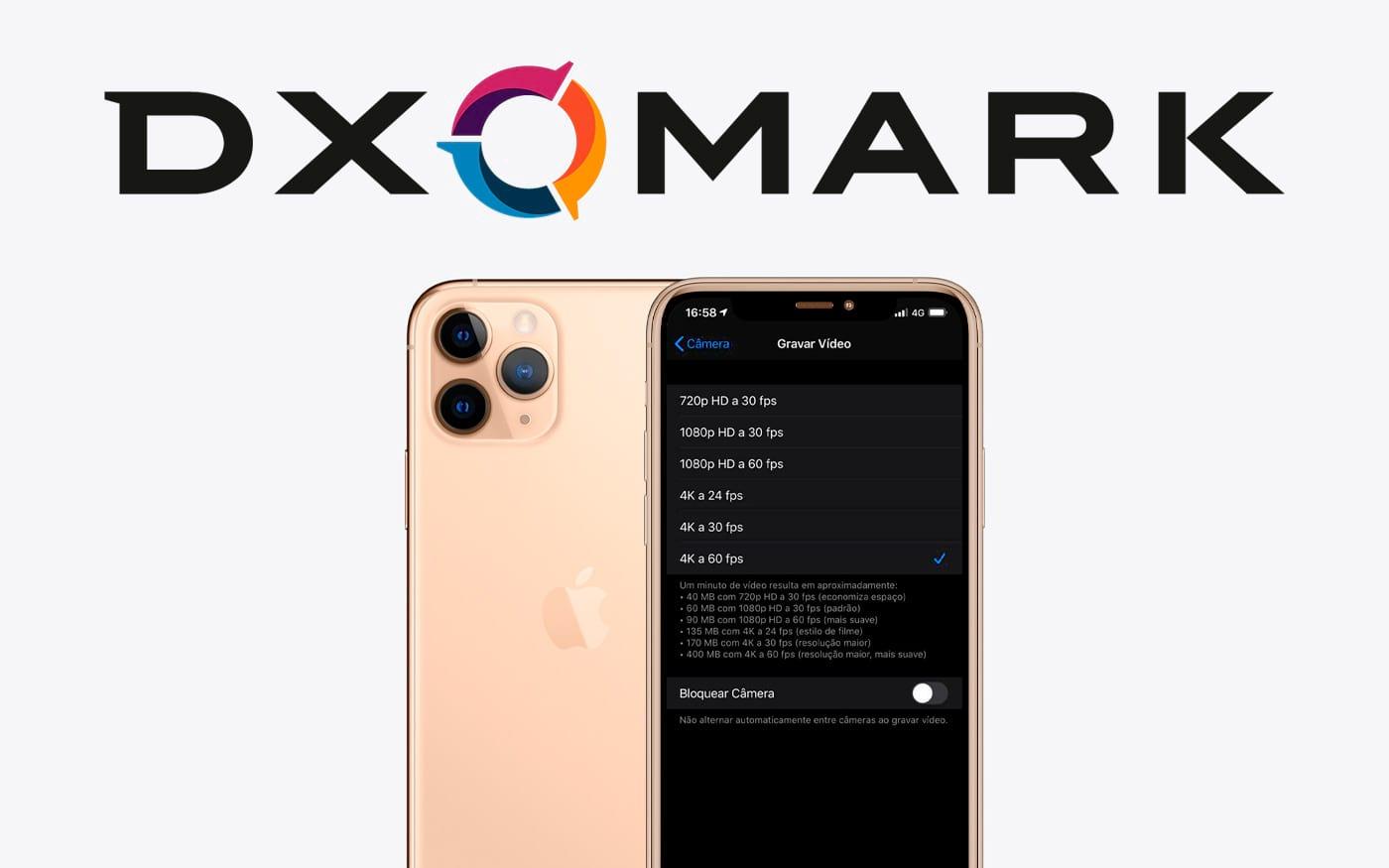 DxOMark agora usa a máxima qualidade de vídeo em seus testes de smartphones