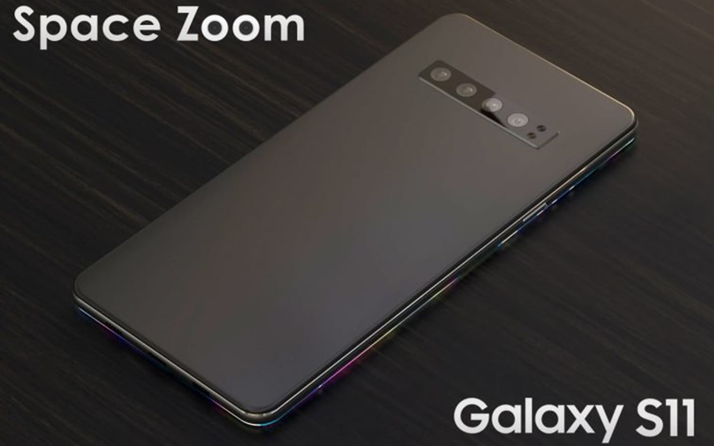 Samsung registra patente de possível recurso do Galaxy S11