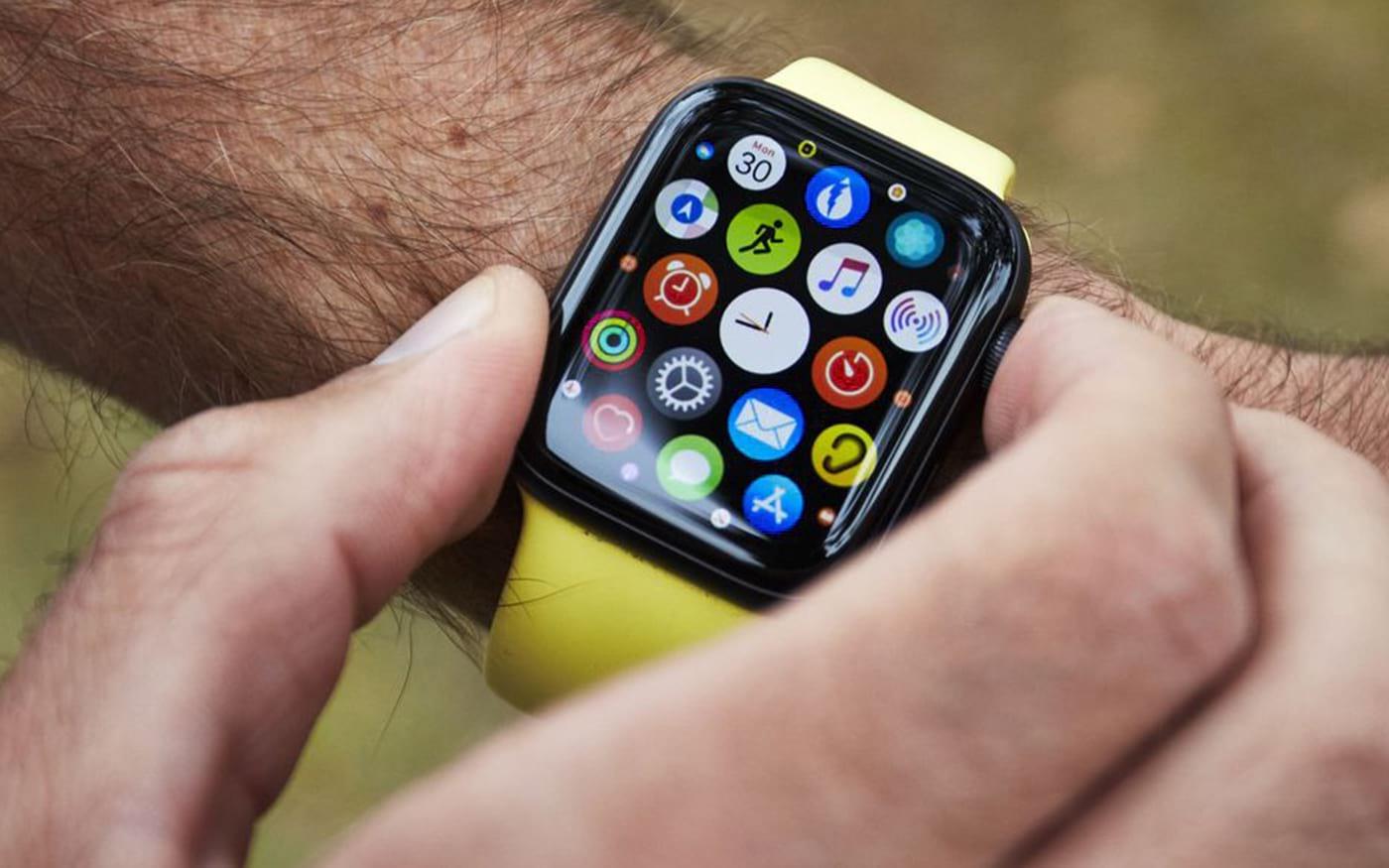 Apple lidera em vendas de smartwatches no terceiro trimestre