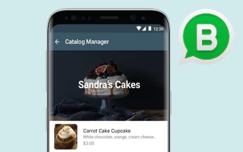 WhatsApp Business agora permite criar catálogo de produtos