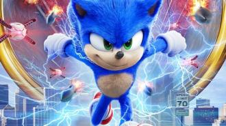 Sonic. Fonte: Paramount Pictures