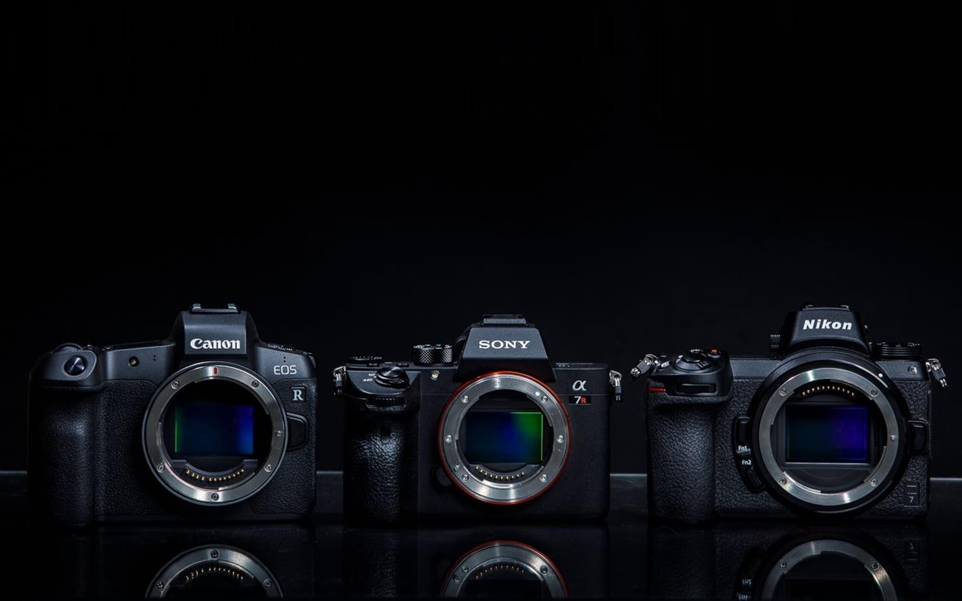 Nikon, Canon ou Sony: Qual a melhor marca de câmeras?