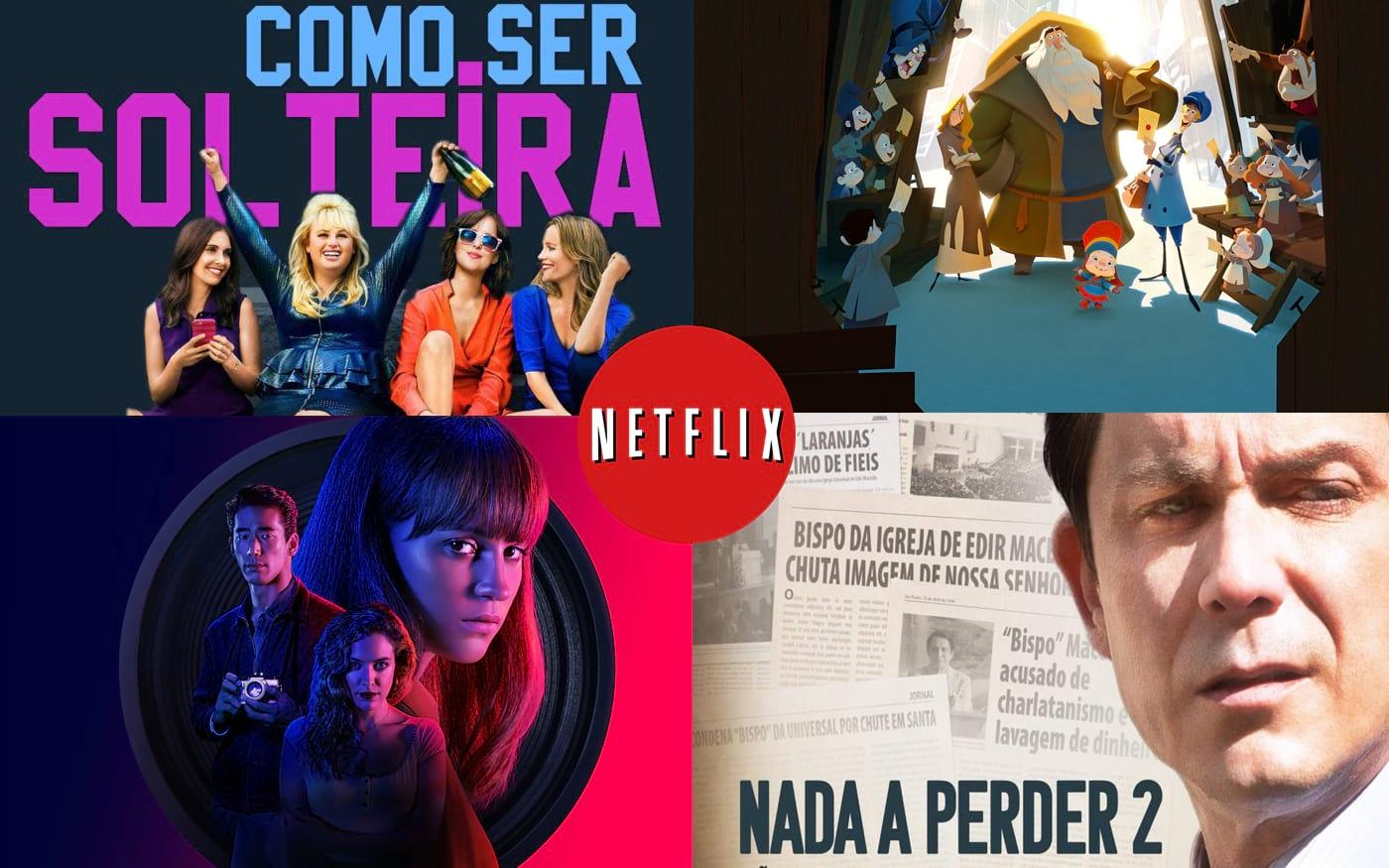 Filmes que chegam na Netflix nesta sexta-feira
