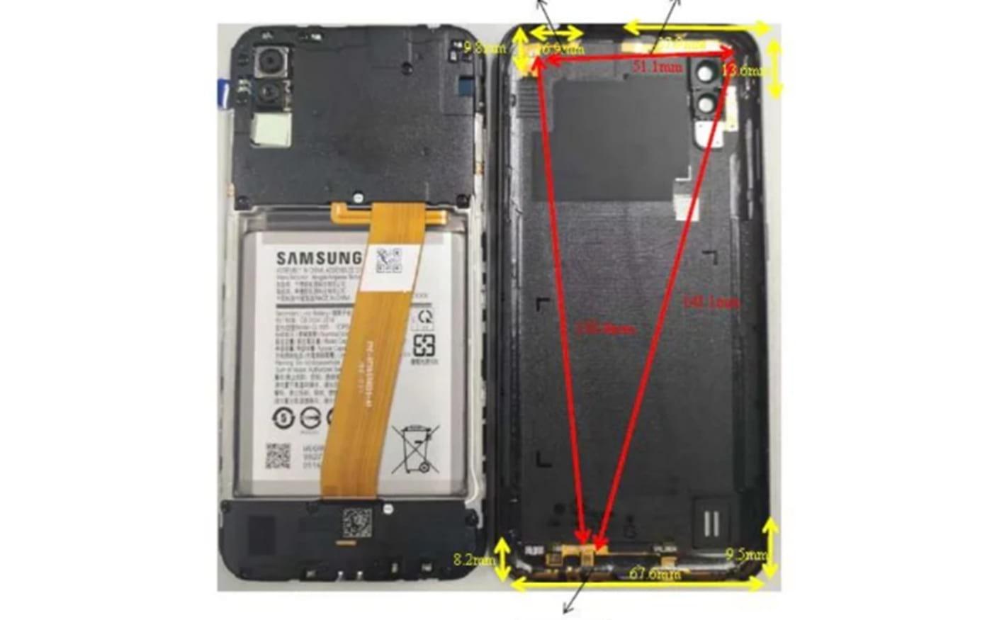 Galaxy A01 é o próximo smartphone de entrada da Samsung