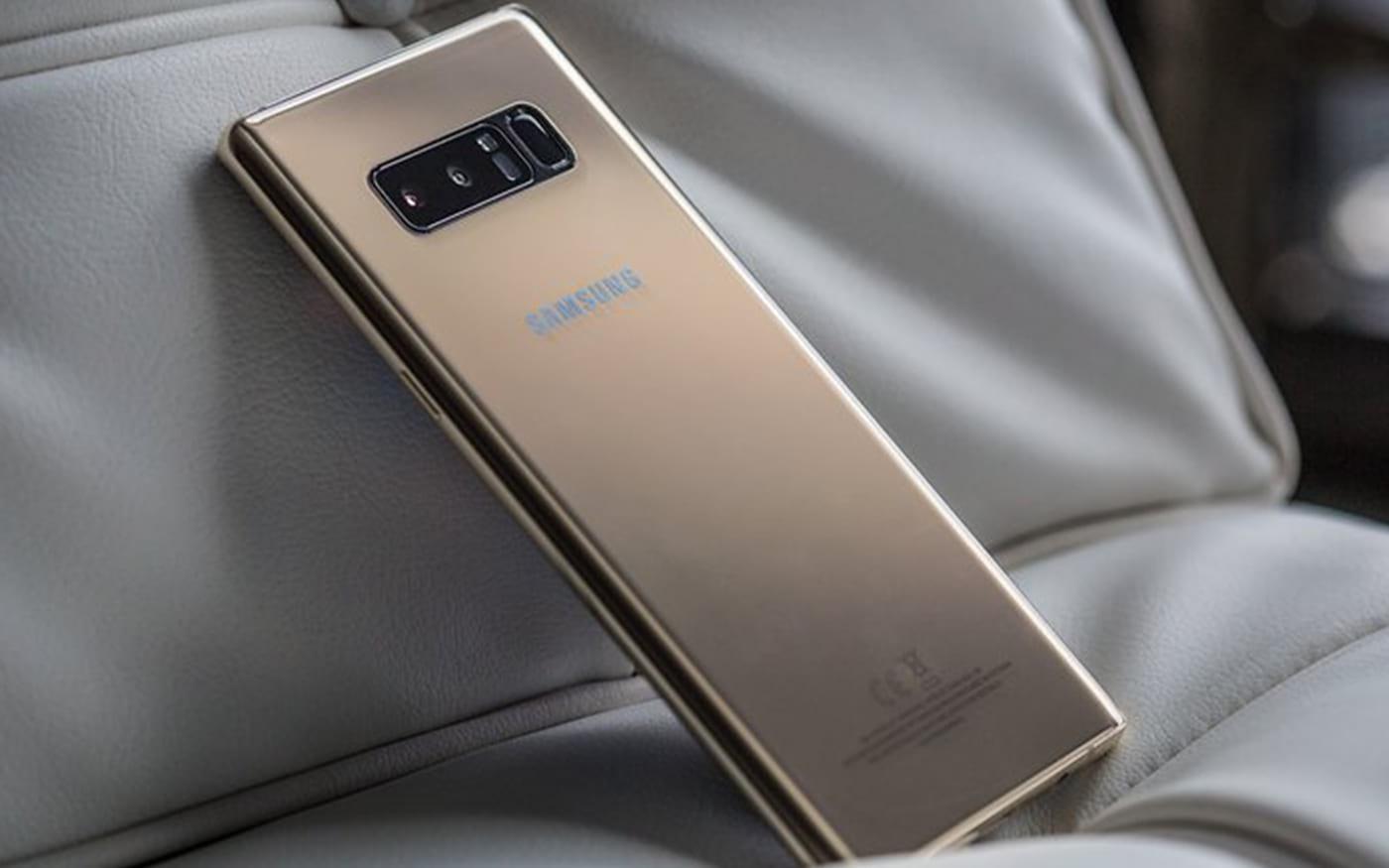 Galaxy Note 8 e Galaxy A80 recebem patch de segurança de novembro