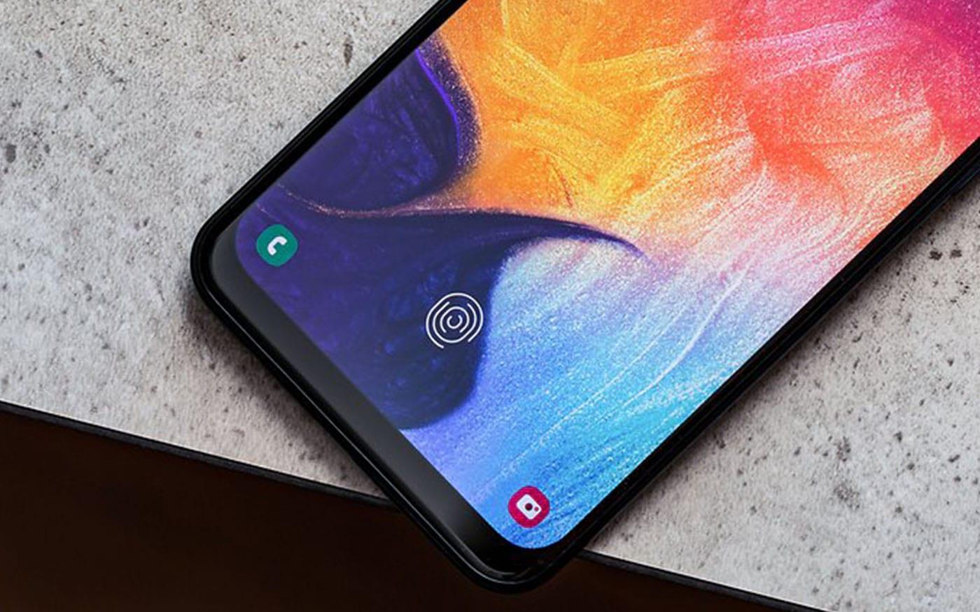 Atualização causa problema no leitor de digitais do Galaxy A50