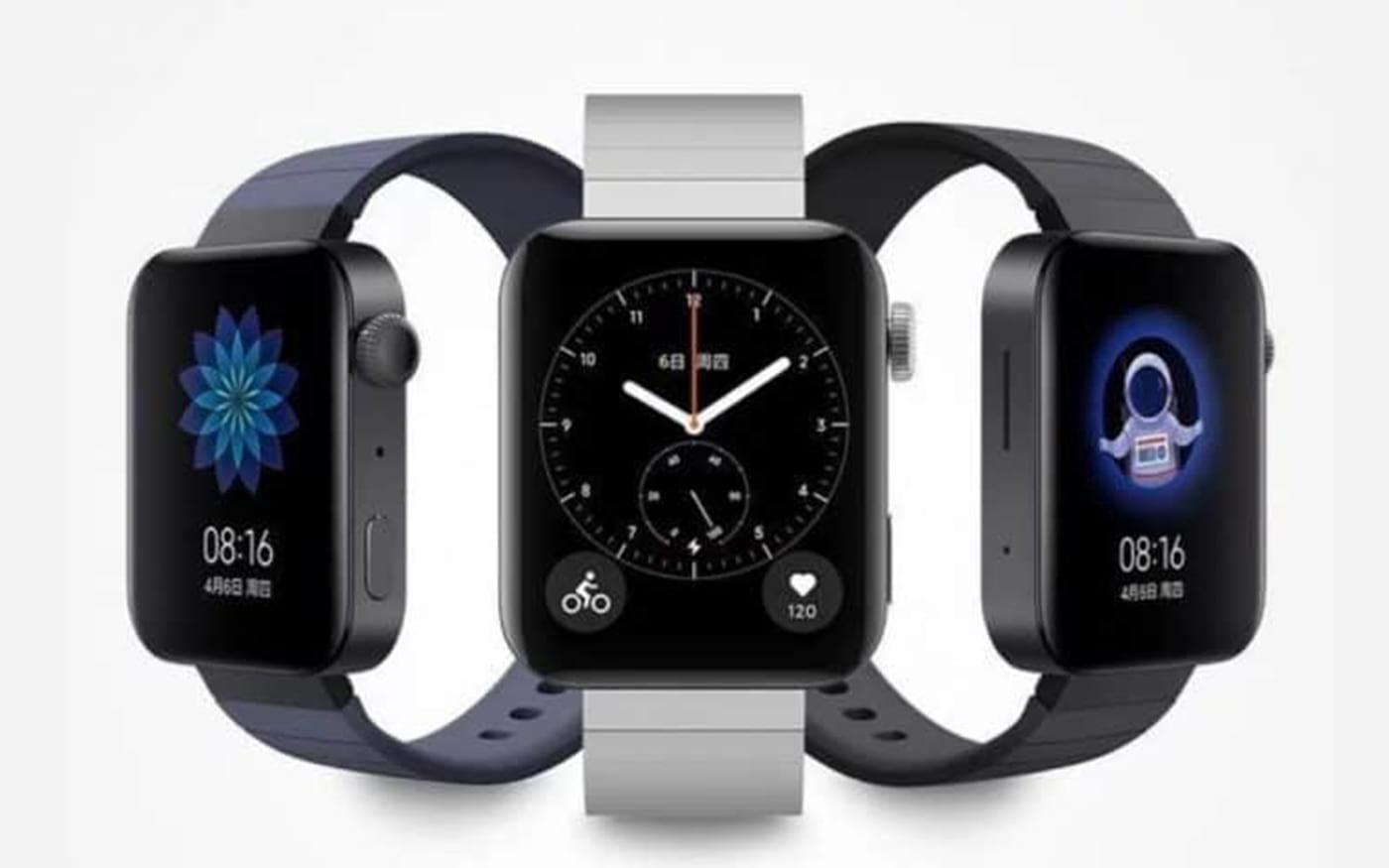 Xiaomi Mi Watch receberá sua primeira atualização em 3 de dezembro