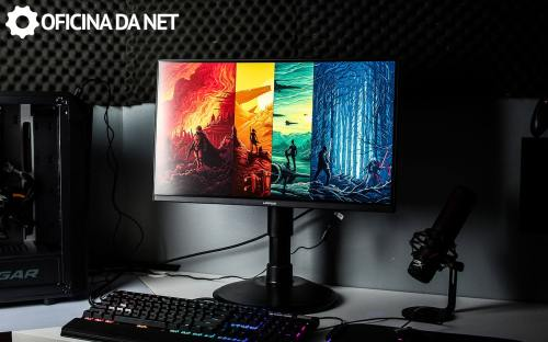 Review Monitor Warrior 144hz Curvo - O melhor 144hz de entrada?