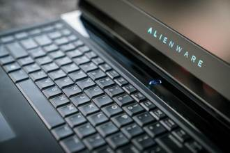 Notebook  Dell Alienware. Fonte: playintraffik