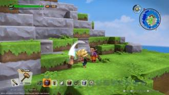 Cena de Dragon Quest Builders 2 . Fonte: steampowered