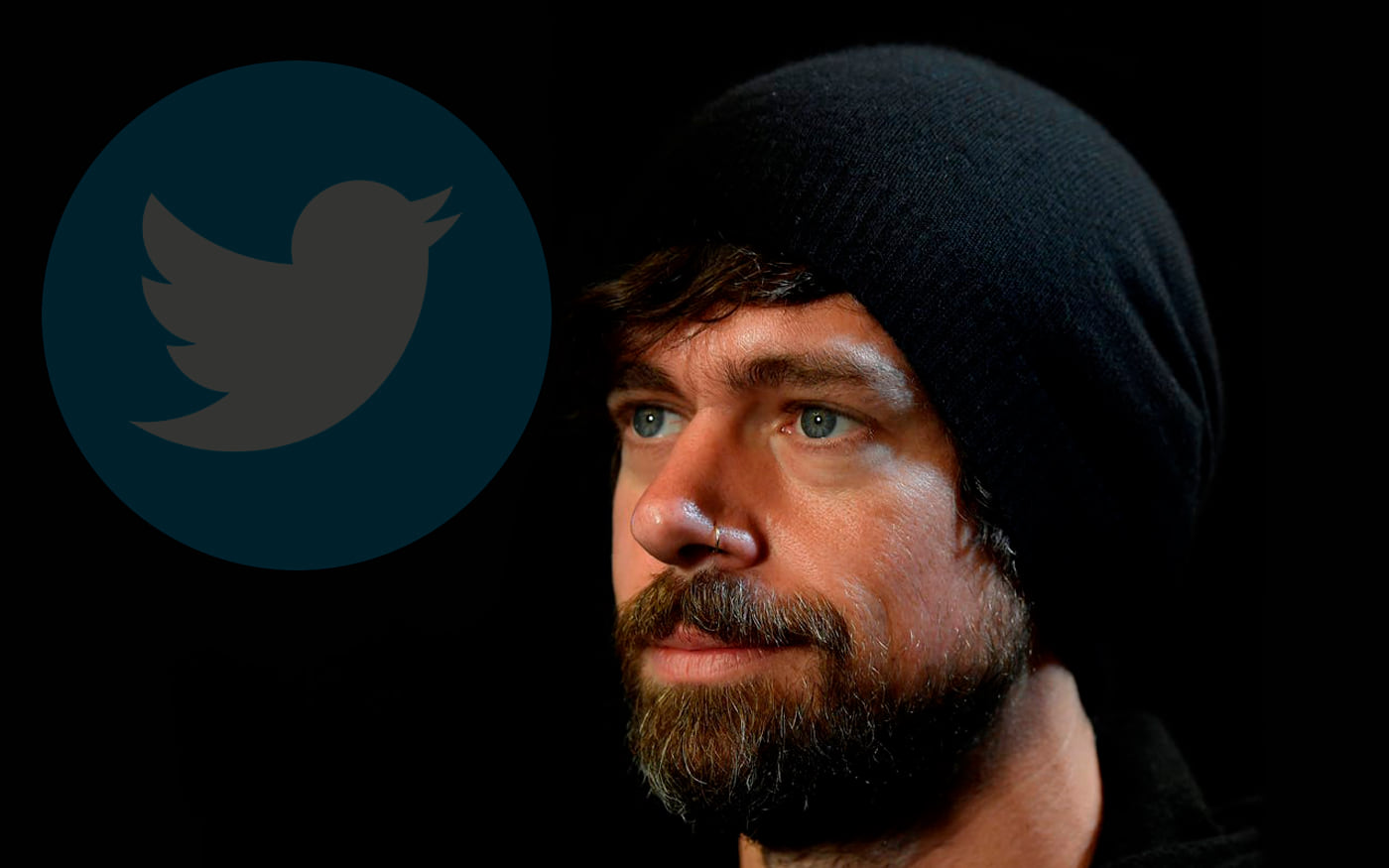 CEO do Twitter Jack Dorsey (REUTERS: Toby Melville)