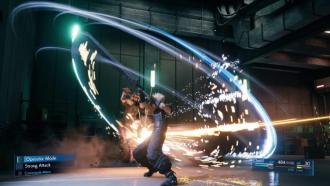 Punisher Mode: Strong Attack. Fonte: Square Enix