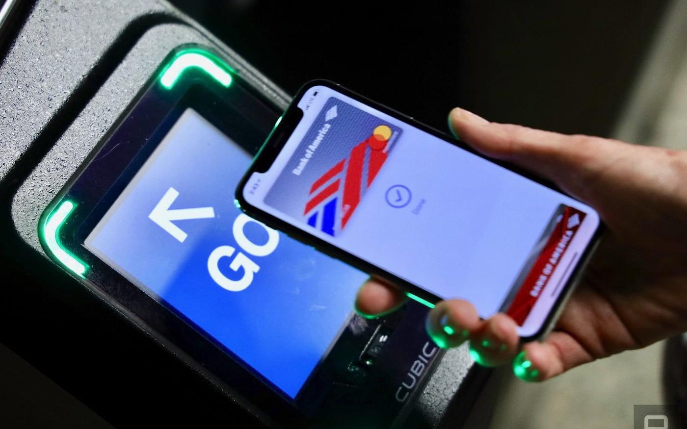 Apple Pay - Imagem: Divulgação