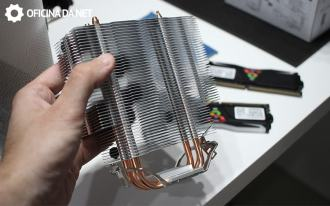 Heatsink do Gammaxx 400