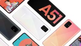 Vídeo promocional do Galaxy A51 revela seu design e especificações