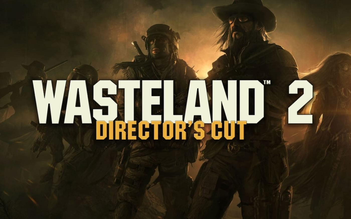 Wasteland 2 gratuito no site distribuidora de jogos da CD Projekt RED, GOG