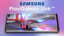 Samsung amplia suporte do PlayGalaxy Link