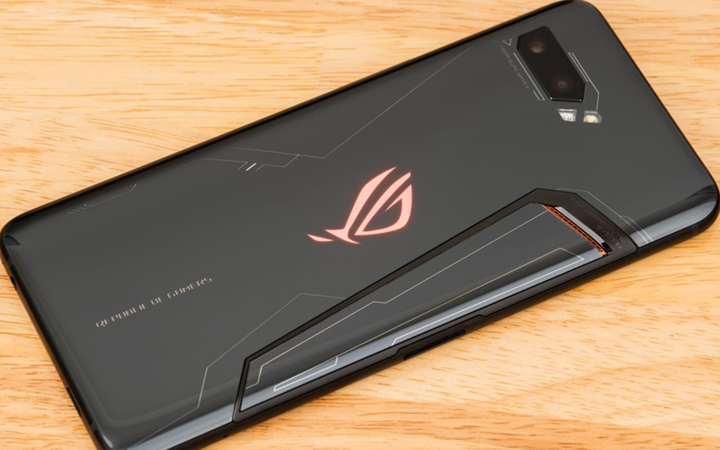 Beta do Android 10 chega ao Asus ROG Phone 2