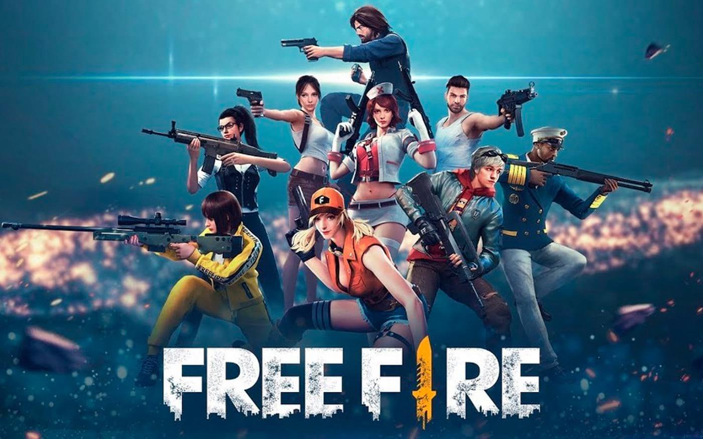 Free Fire Em 2019 E Um Senao O Principal Game Do Ano No Brasil
