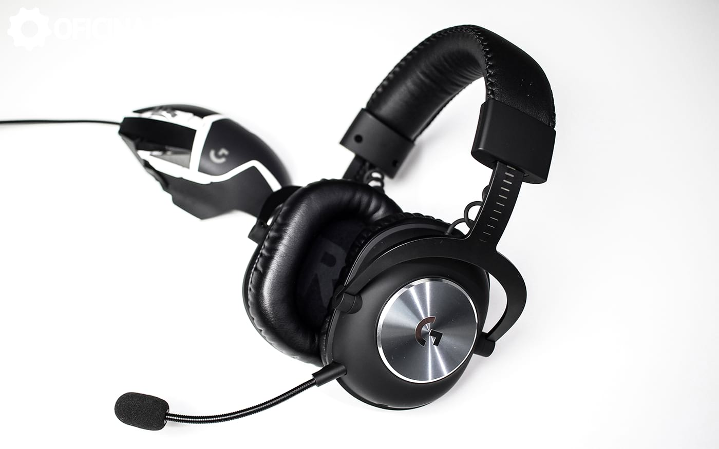 Review Logitech G PRO Headset | Disputando com o HyperX Cloud Alpha!
