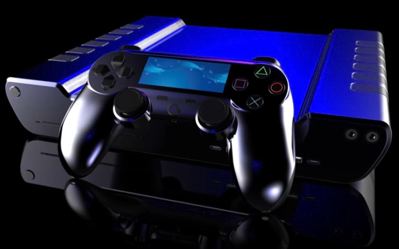 PlayStation France confirma compatibilidade do Dualshock 5 com PS4