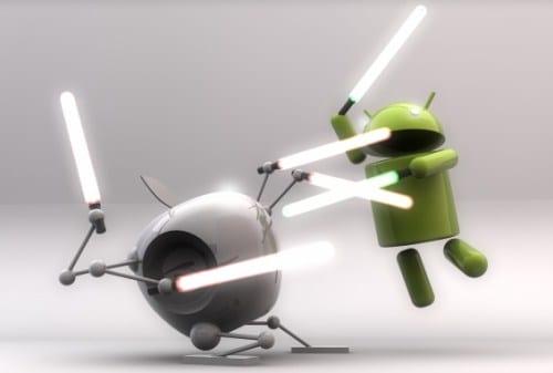 Qual o melhor? Android ou iPhone?