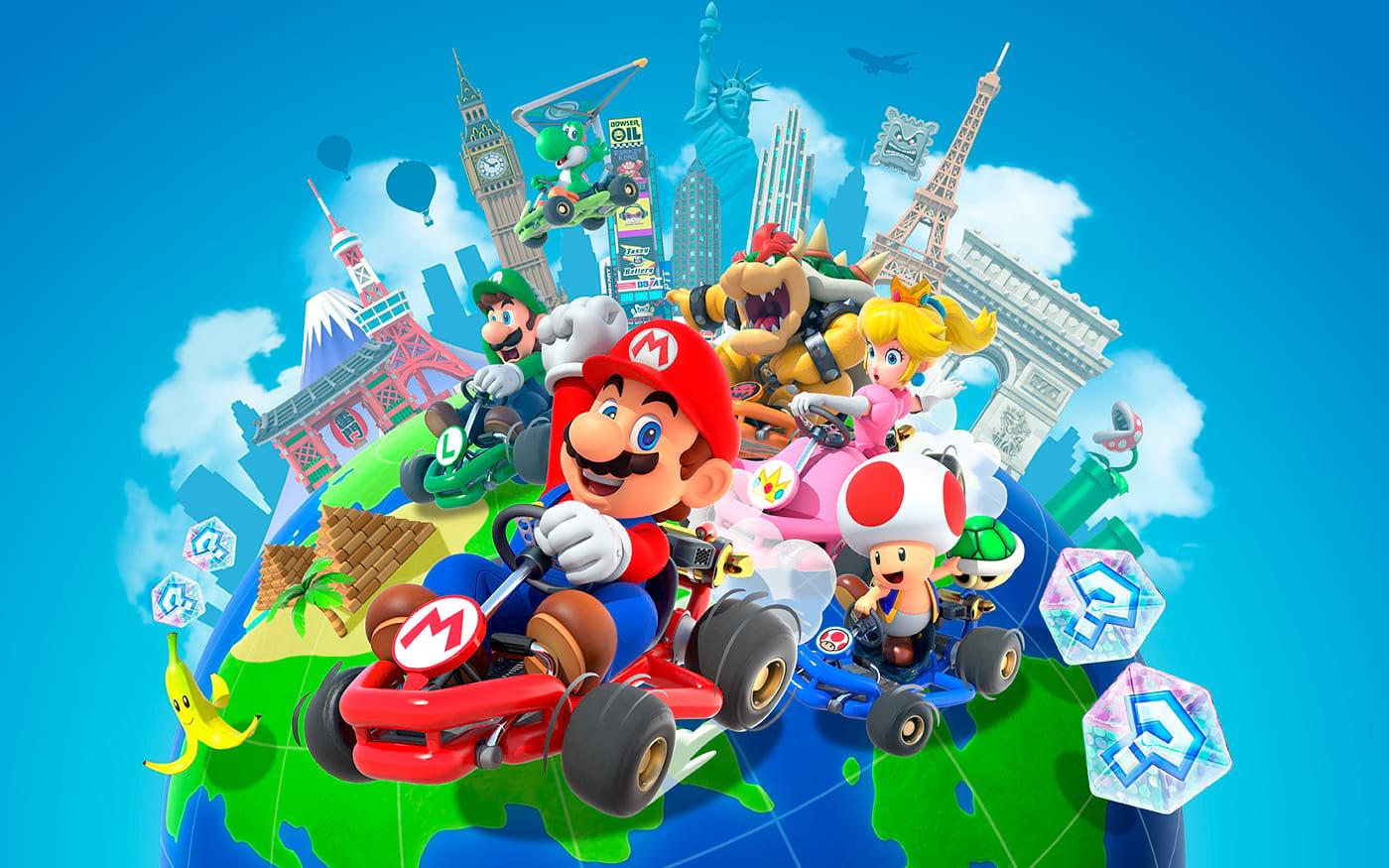 Mario Kart Tour anuncia o segundo beta multiplayer para todos