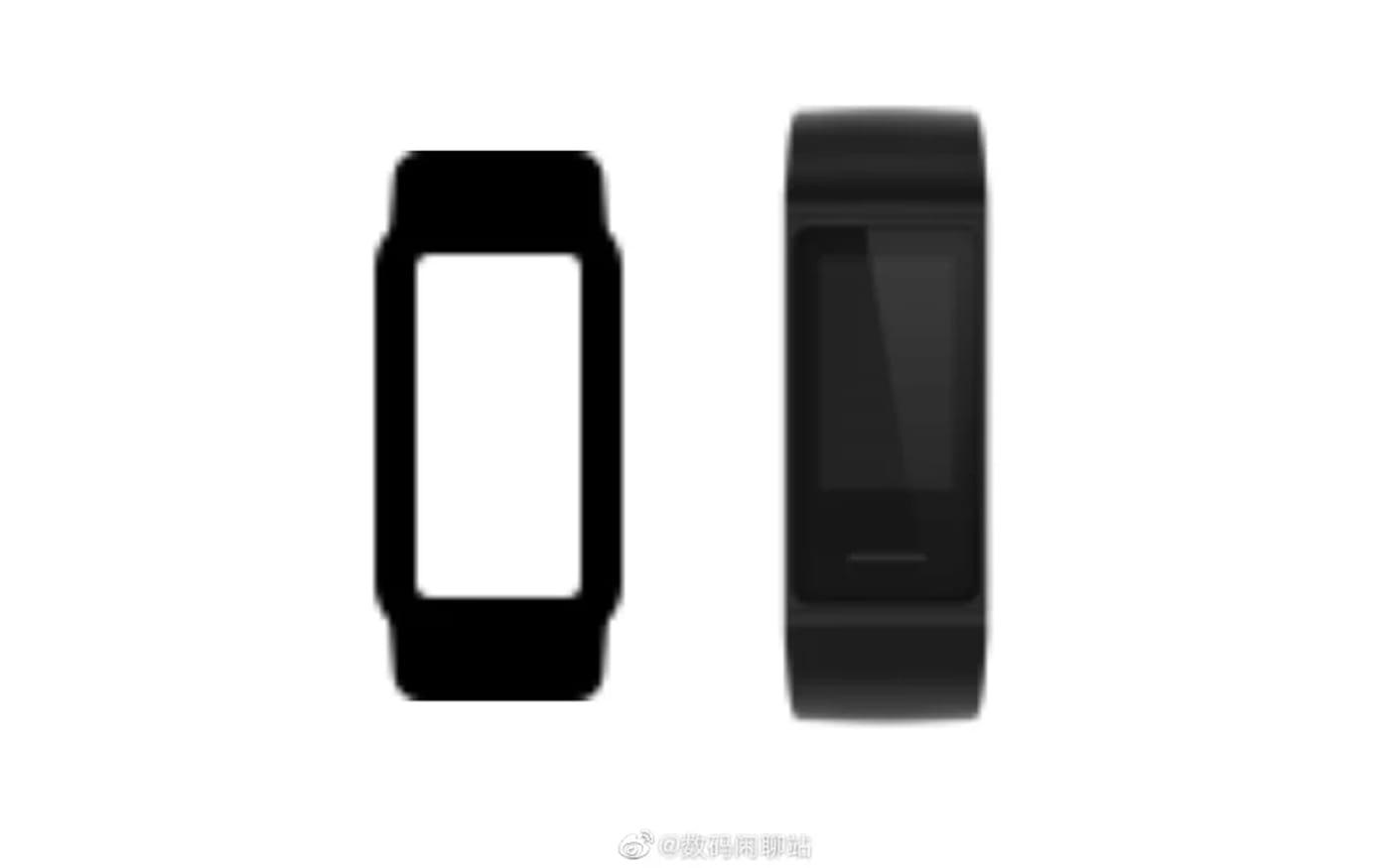 Vazam detalhes sobre a primeira smartband da Redmi