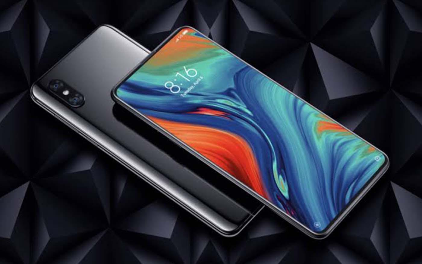 Xiaomi Mi Mix 3 5G recebe patch de segurança de janeiro