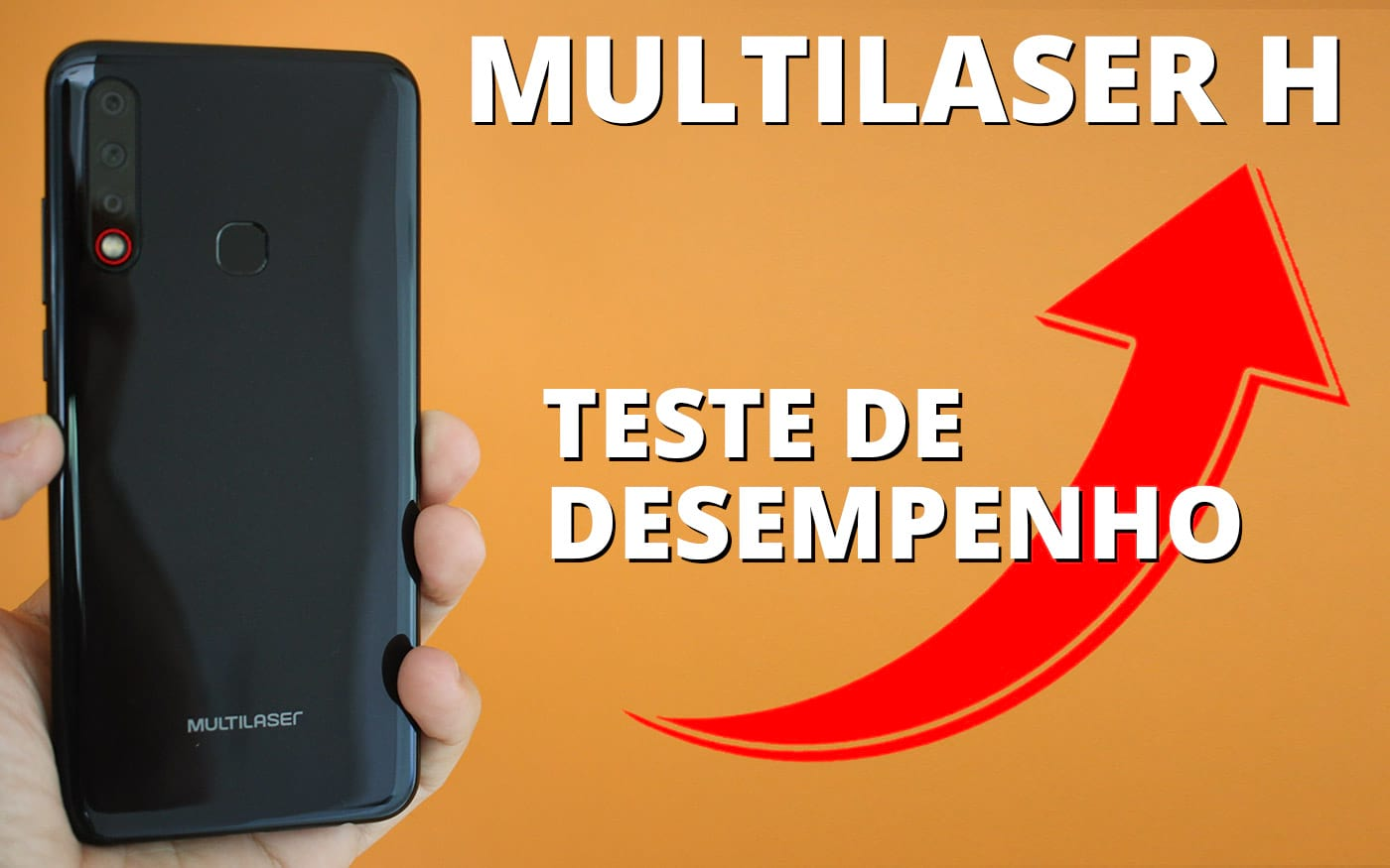 Multilaser H vs Redmi Note 8 Pro e Galaxy A70 em teste de performance