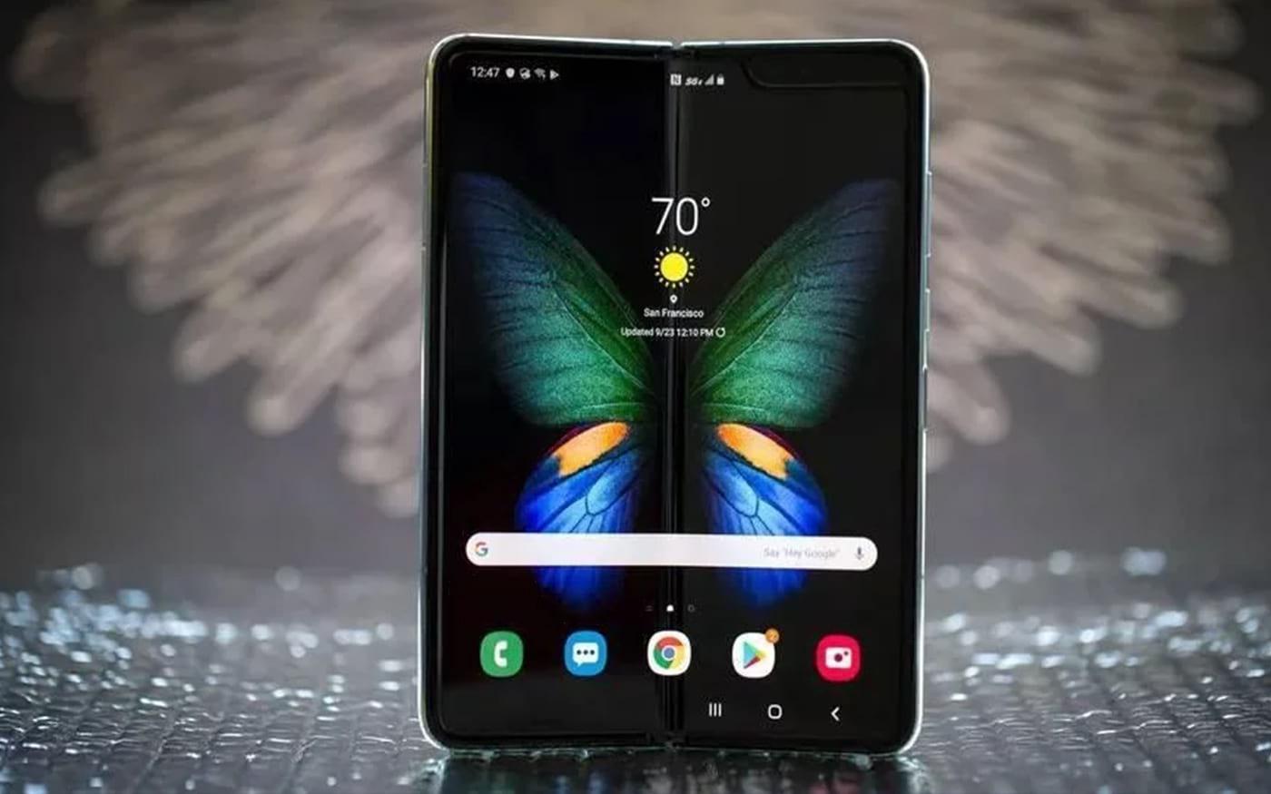 Galaxy Fold volta a ser vendido no Brasil por R$ 12.999