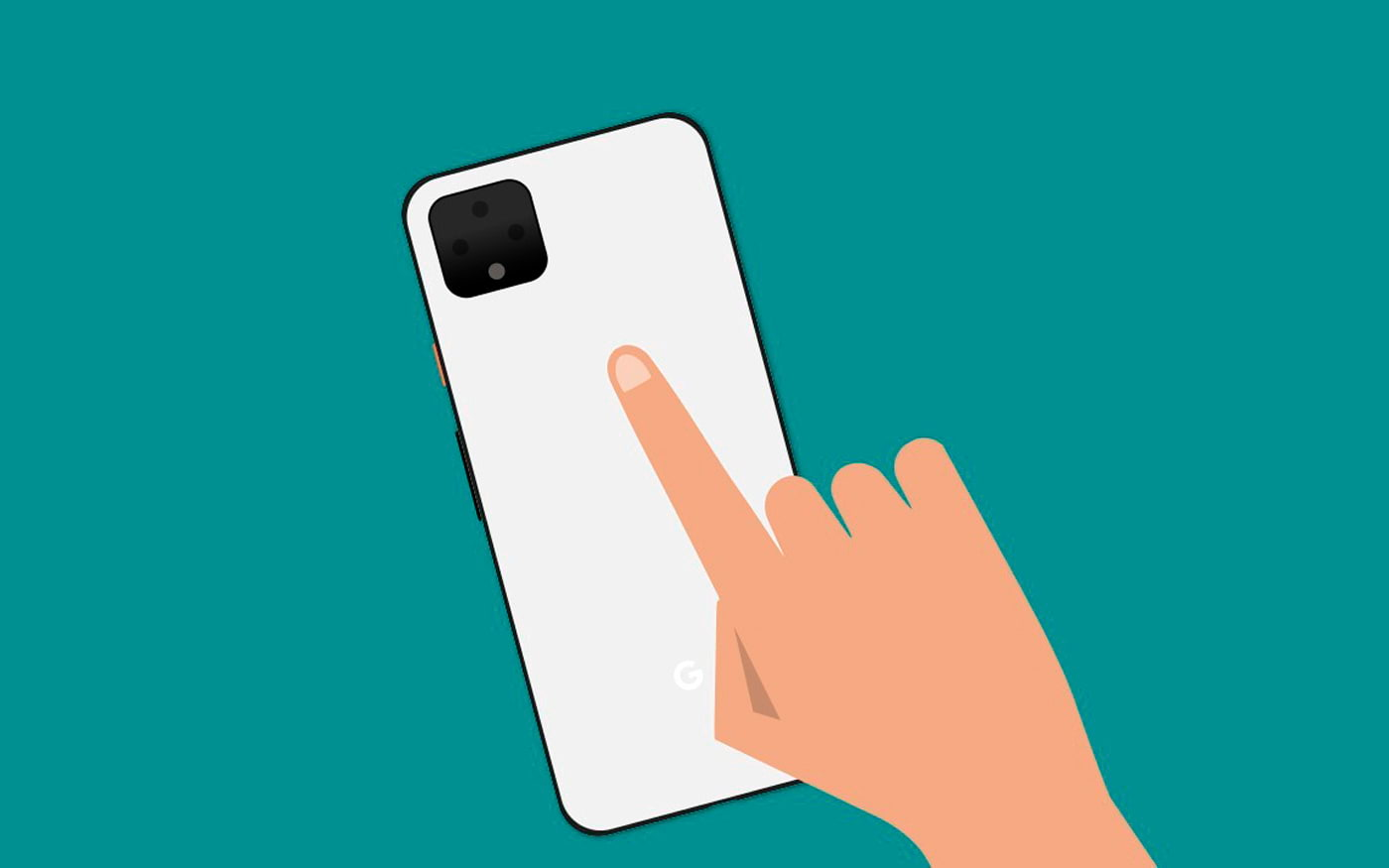 Android 11: Gesto de toque duplo na parte de trás do celular pode ter várias funções