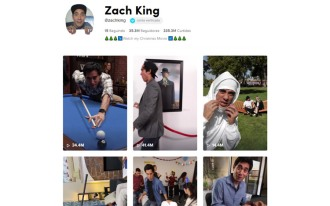 Perfil de Zach King